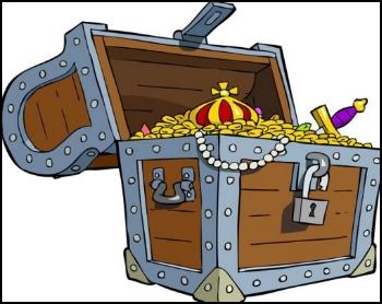 Poszukiwacze skarbów zabawa dla dzieci