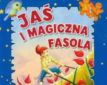 Jaś i magiczna fasola, bajki do czytania