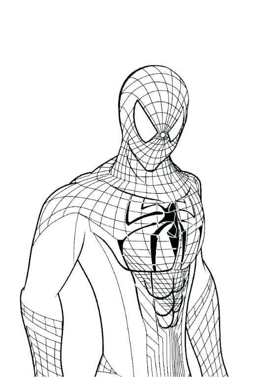 Spiderman Kolorowanki Do Druku Obrazki Do Kolorowania Wydruku