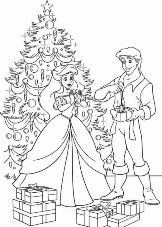 Kolorowanki z okazji Swiąt Bożego Narodzenia