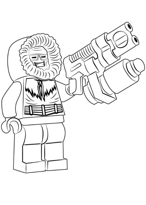 Kolorowanki Lego 36 Morindia Lego Drukuj Kolorowanki